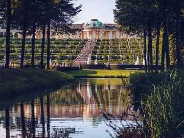 Potsdam - Sanssouci Palace van