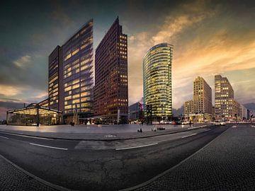 Berlin Potsdamer Platz von Sven Hilscher