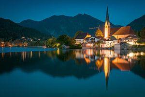 Soirée au lac Tegernsee