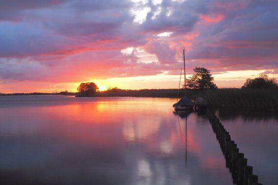 Frisian Lake von Wilco Berga
