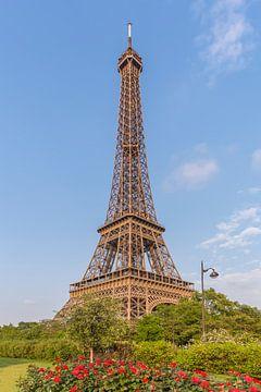 Idylle mitten in Paris von Melanie Viola