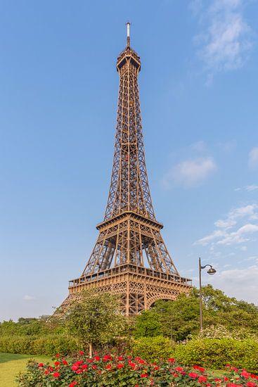 Idylle in het hart van Parijs