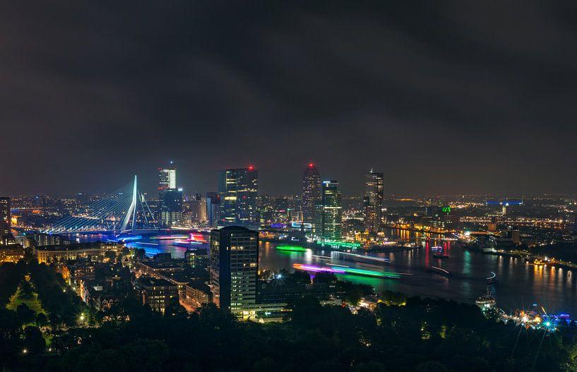 World Port Disco / Rotterdam / Wereldhavendagen / Euromast van Rob de Voogd / zzapback