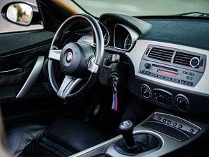 auto cockpit bmw e 85 van Henri van Rheenen