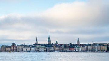 Gamla Stan, Stockholm van Haaije Bruinsma Fotografie