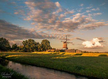Zomerse luchten von Robin Pics (verliefd op Utrecht)