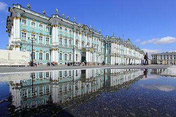 Eremitage St. Petersburg von Patrick Lohmüller