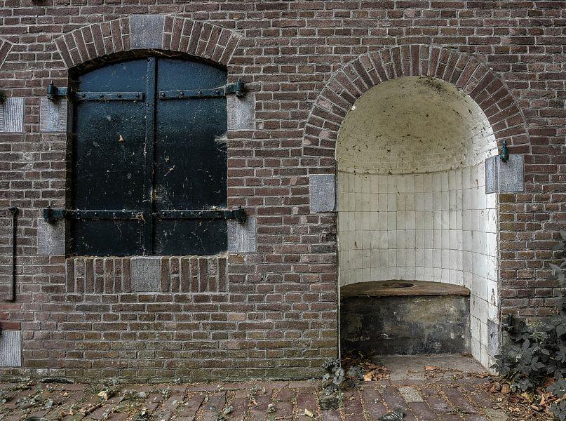 Openbaar toilet van Ans Bastiaanssen