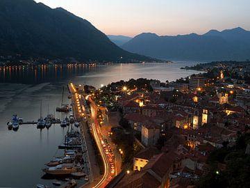 Kotor Montenegro van Ryan FKJ