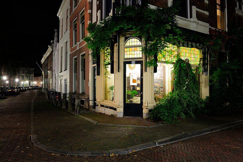 Nieuwegracht 24 in Utrecht van Donker Utrecht