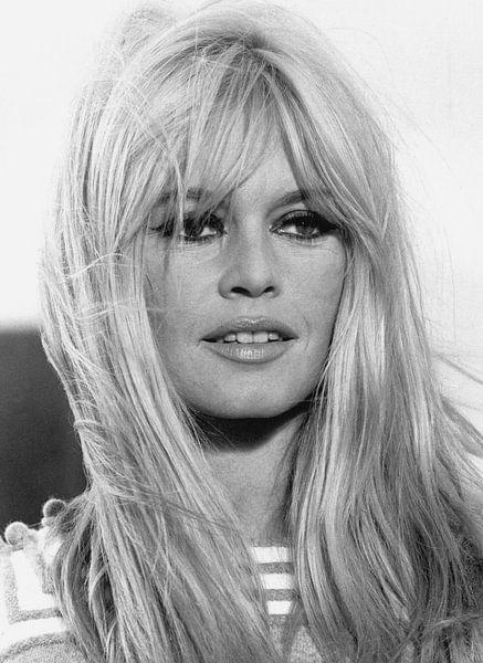 Brigitte Bardot, A Coeur Joie (1966) van Bridgeman Images