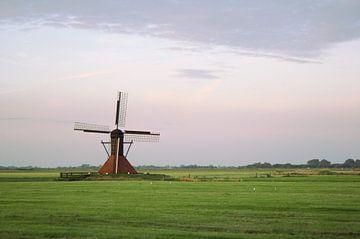 Friese molen  van Jessica van den Heuvel