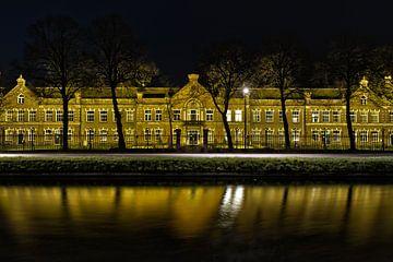 Johan Willem Friso Kazerne te Assen  van