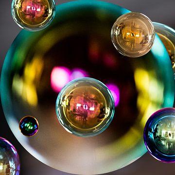 zeepbellen sur Harrie Muis