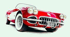 """""""Little Red Corvette"""""""