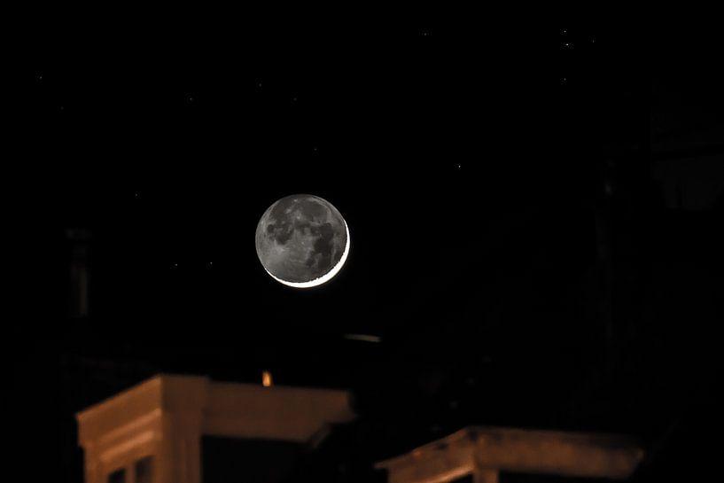 The Dark Side of The Moon van Leon Weggelaar