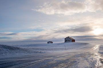 Winterweg van Marco Lodder