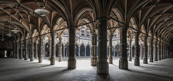 Verborgener Schatz - Antwerpen von Jeroen van Dam