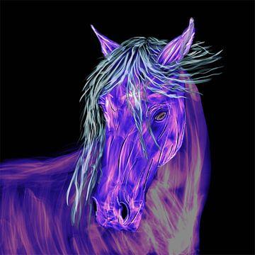 Paard van Monique Schilder