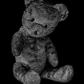 Knuffelbeer van Ans Bastiaanssen