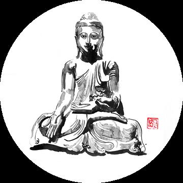 Boeddha van philippe imbert