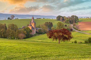 Schloss De Beusdael von Jan Koppelaar