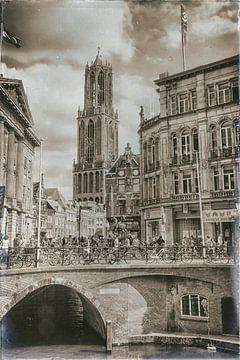 Kruispunt Stadhuisbrug van Jan van der Knaap