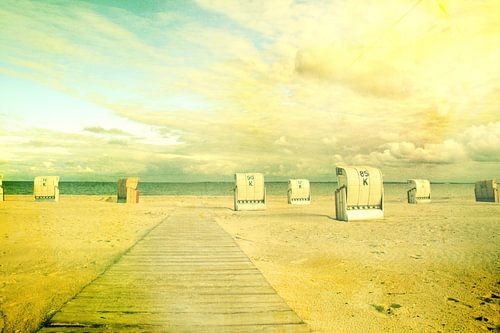 Timmendorfer Strand von Markus Wegner