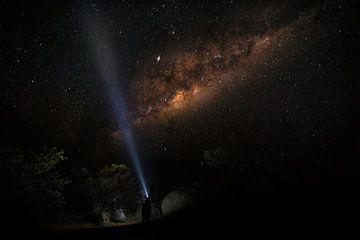 À la recherche de la Voie lactée sur Joris Pannemans - Loris Photography