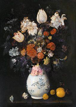 Blompotje, Judith Leyster - 1654 von Het Archief