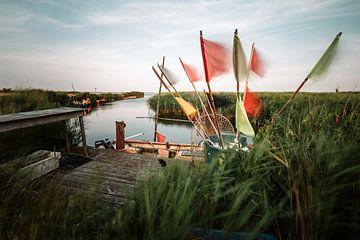 Bjerregard Hafen von Matthias Nolde