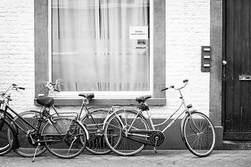 Verboden fietsen te parkeren van Streets of Maastricht