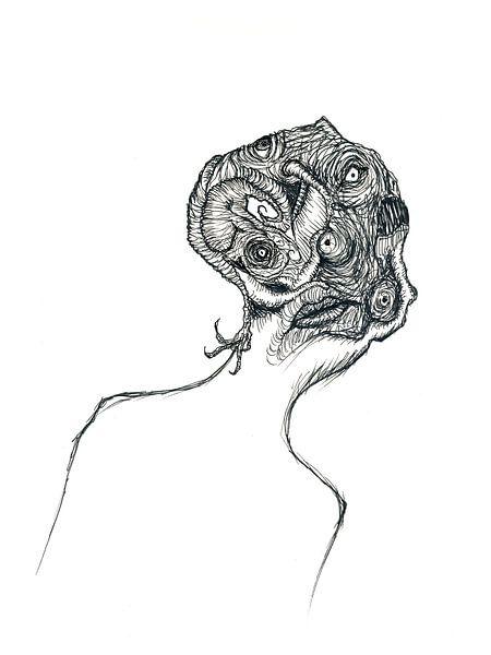 Cabbage head von Dessin Destin