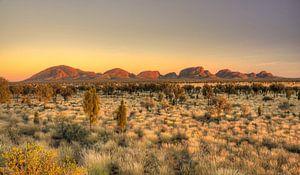 Outback Australien von Arthur de Rijke