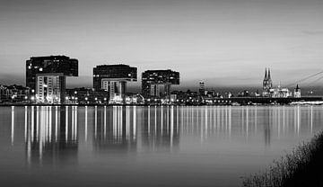 Le ciel de Cologne sur Frank Herrmann
