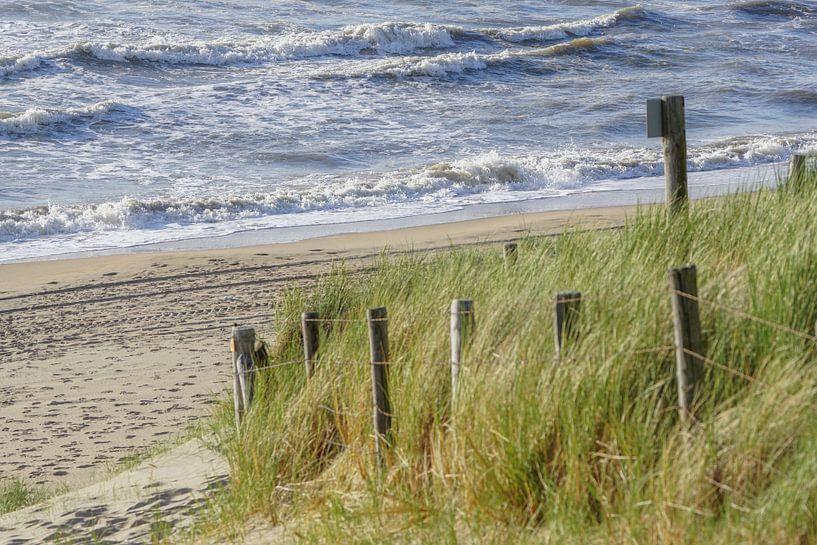 Afrit naar het strand van Dirk van Egmond