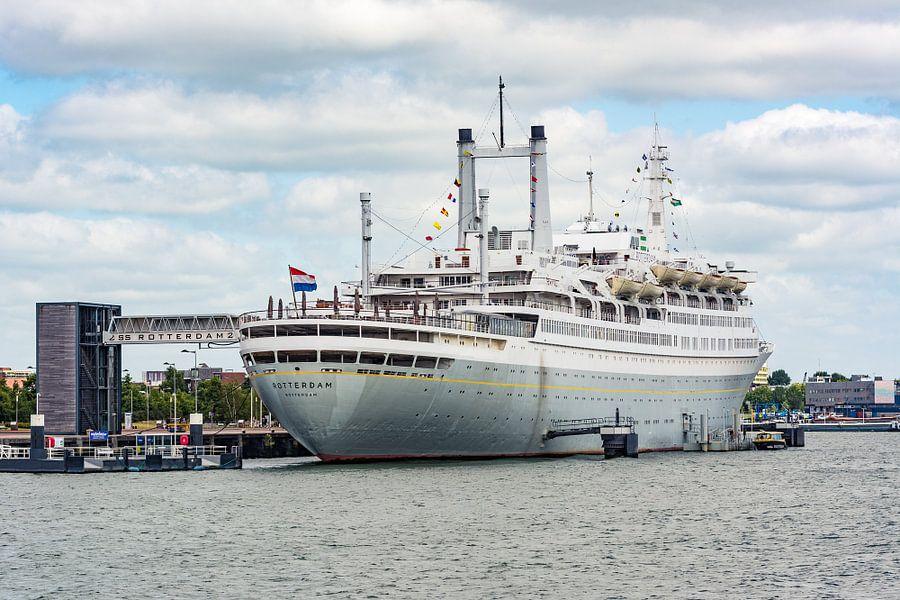 SS Rotterdam Achtersteven van Ronne Vinkx
