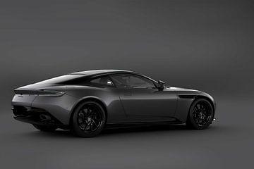 Aston Martin DB11 Shadow Edition. Großbritannien. von Gert Hilbink