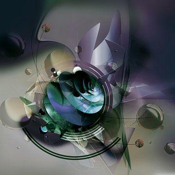 gravitatie van Andreas Wemmje