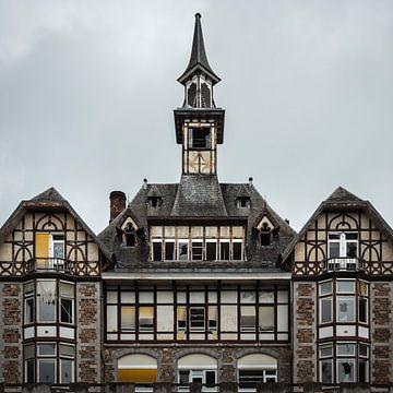 Sanatorium von Bas de Mos