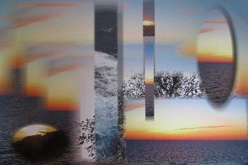 Sonnenaufgang von Margit Färber