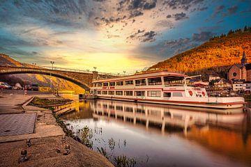 Cochem aan de Moezel, Skagerak-Brücke van Bart Sallé
