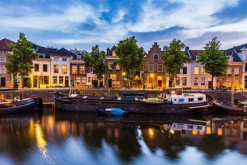 Le port de Broad Harbour, à s-Hertogenbosch sur Goos den Biesen
