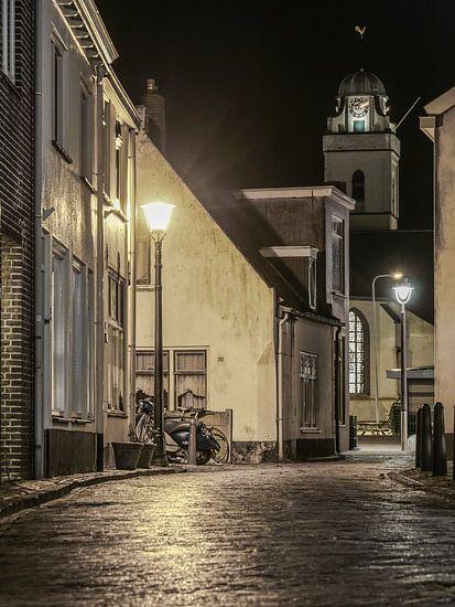 Katwijk in  de avond!
