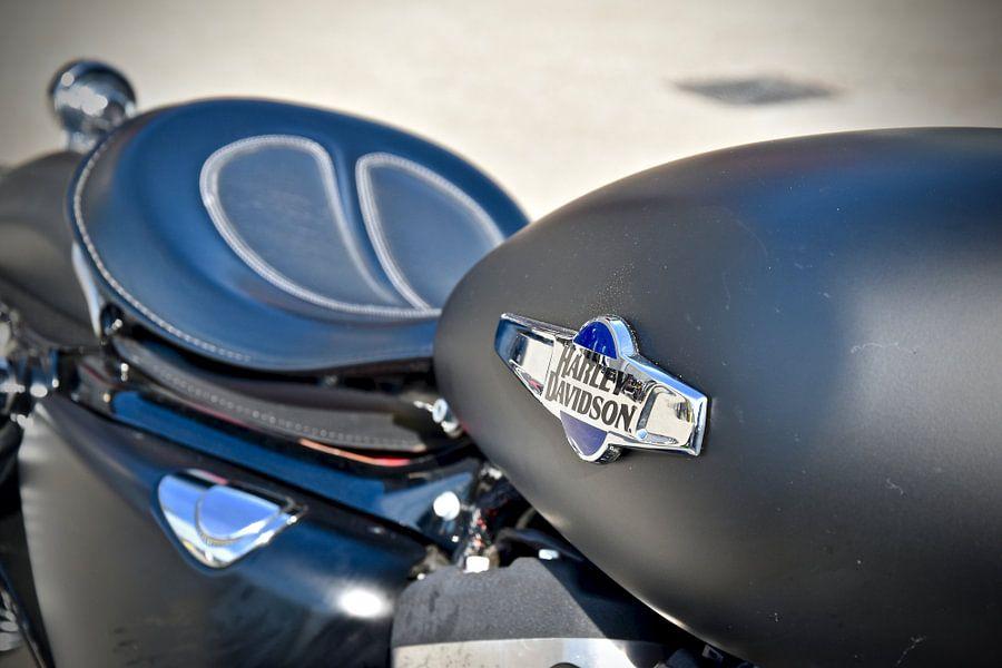 Harley Davidson de legende onder de motorfietsen