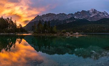 Zugspitze von Ivor Baak