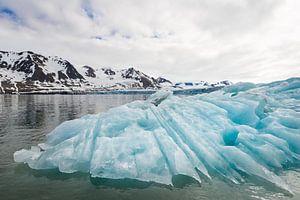 Grillige ijsberg