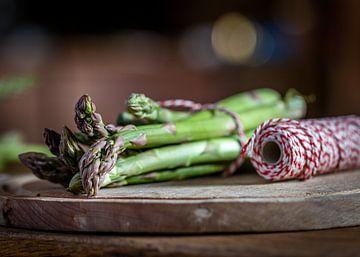 """ lente groente"" van Carla Walk"