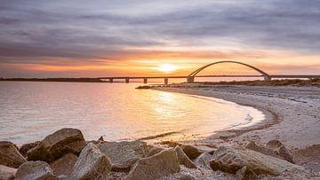 Fehmarnsundbrücke von Steffen Henze