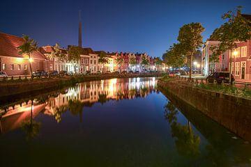 Bergen op Zoom nacht fotografie van Kim de Been
